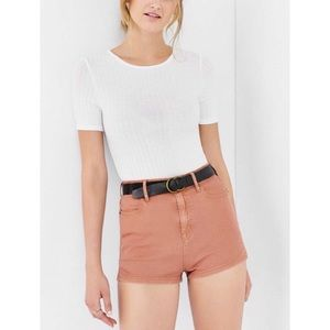 Urban Outfitters BDG Katie Super High Rise Shorts
